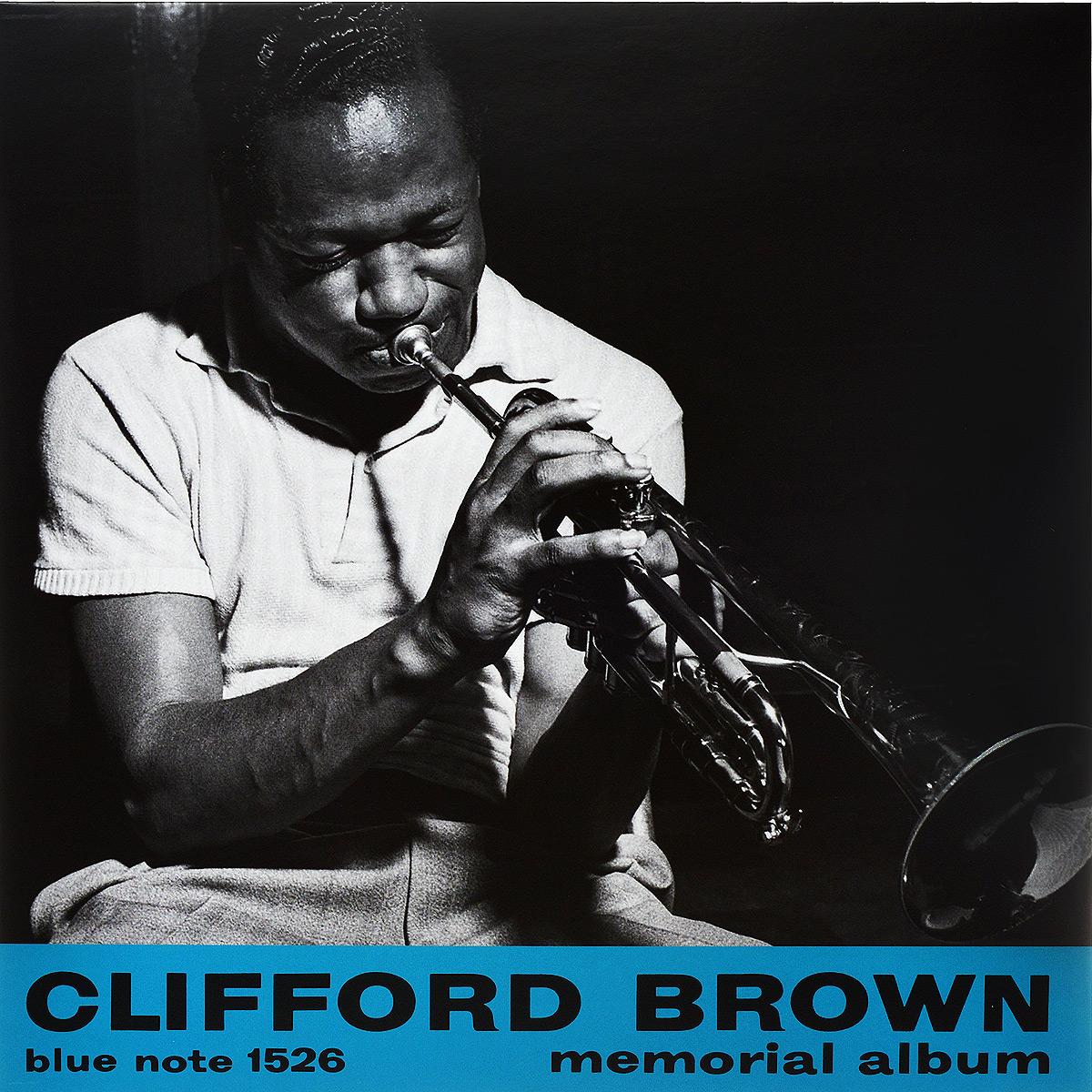 Клиффорд Браун Clifford Brown. Memorial Album (LP) clifford brown clifford brown memorial
