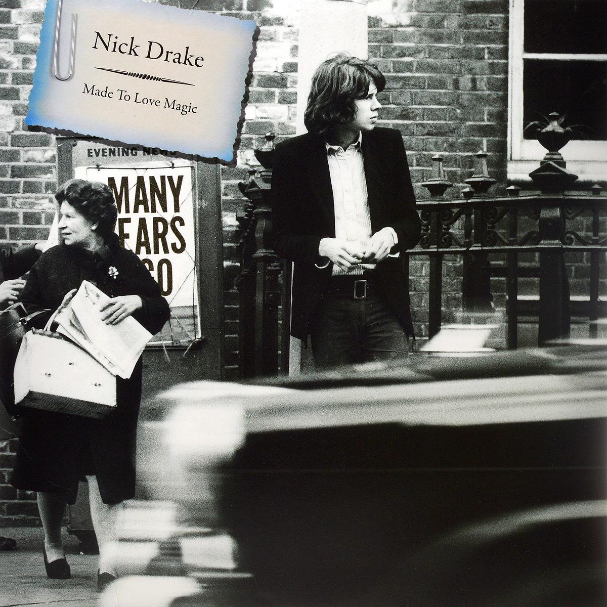 Ник Дрейк Nick Drake. Made To Love Magic (LP) nick drake nick drake bryter layter