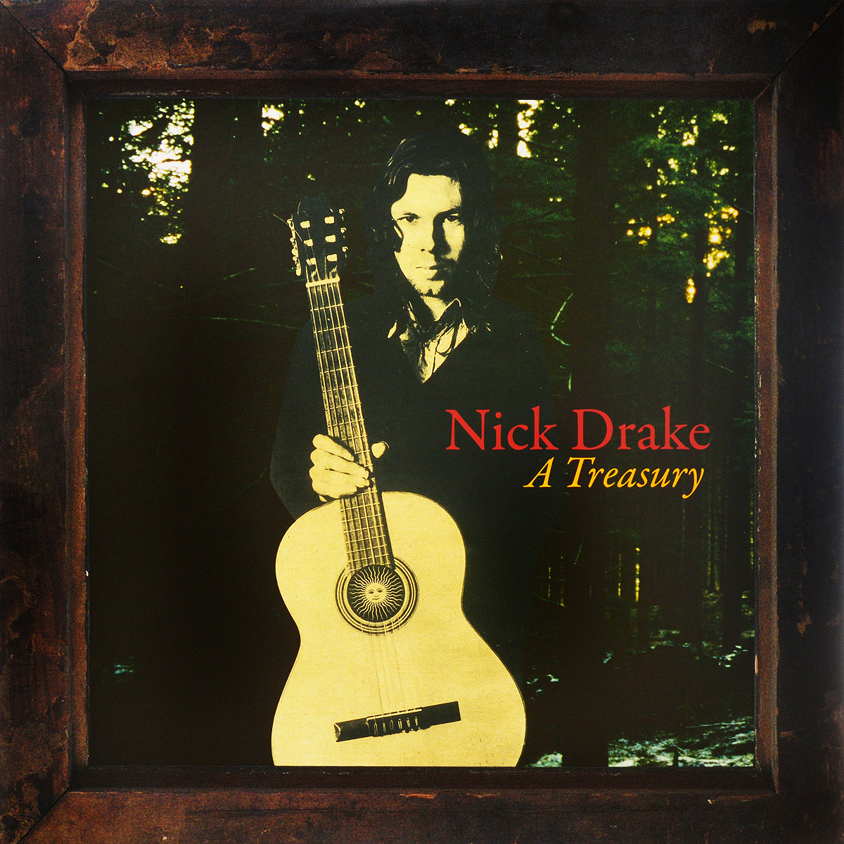 Ник Дрейк Nick Drake. A Treasury (LP) цена и фото