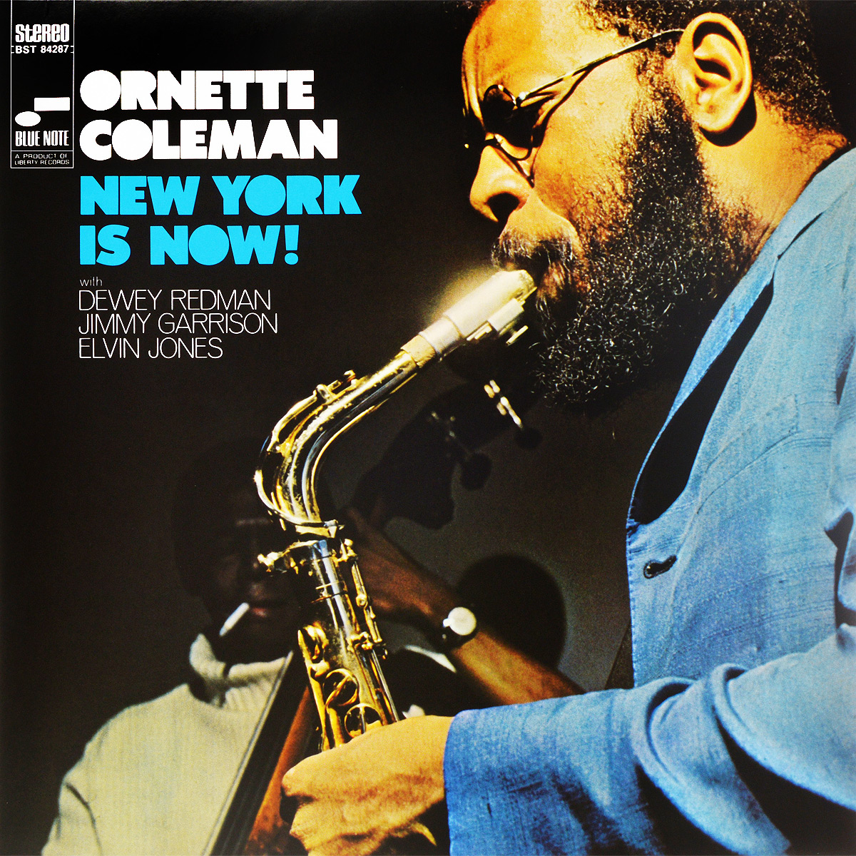 Ornette Coleman. New York Is Now! Vol. 1 (LP)