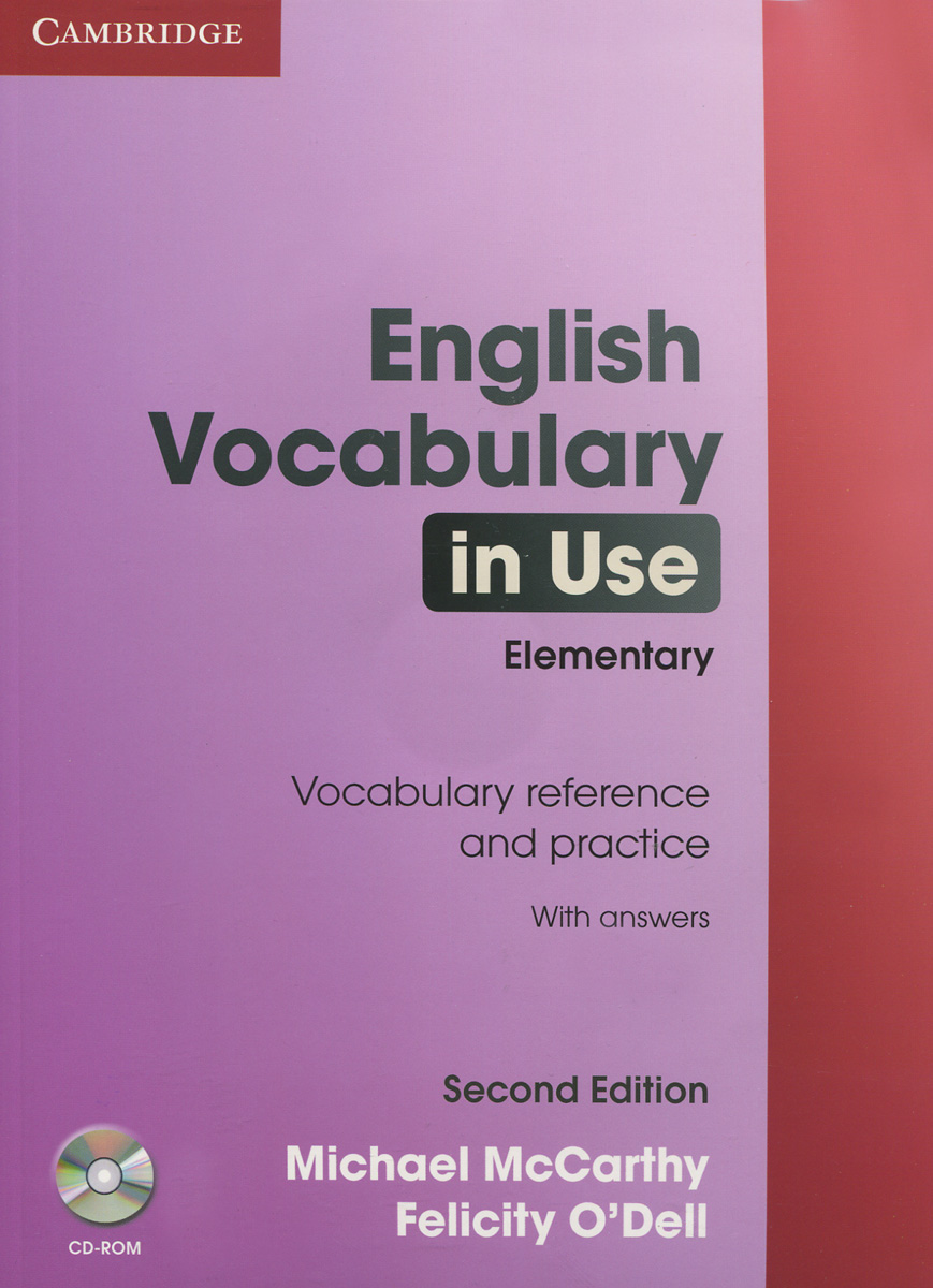 English Vocabulary in Use: Elementary with Answers (+ CD-ROM) test your english vocabulary in use elementary
