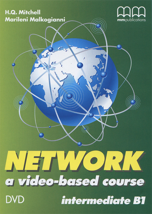 Network: Pre-Intermediate B1: A Video-based Course DVD one head rotary belgian waffle maker machine for commercial restaurant machinery wholesale