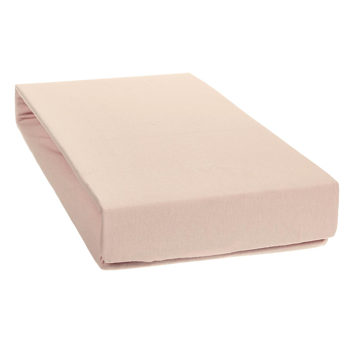 Простыня на резинке Tete-a-Tete, цвет: лотос, 200 см х 200 смТ-ПР-3011Однотонная простыня на резинке Tete-a-Tete выполнена из натурального хлопка. Высочайшее качество материала гарантирует безопасность не только взрослых, но и самых маленьких членов семьи. Простыня гармонично впишется в интерьер вашего дома и создаст атмосферу уюта и комфорта.Особенности коллекции Tete-a-Tete:- выдерживает более 100 стирок практически без изменения внешнего вида,- модные цвета и стойкие оттенки,- минимальная усадка,- надежные резинки и износостойкая ткань,- безупречное качество,- гиппоаллергенно.Коллекция Tete-a-Tete специально создана для практичных людей, которые ценят качество и долговечность вещей, окружают своих близких теплотой и заботой.