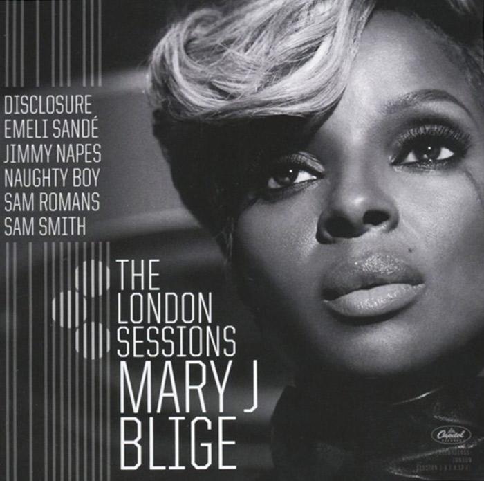Мэри Джей Блайдж Mary J. Blige. The London Sessions mary j blige the tour