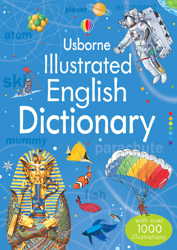 Illustrated English Dictionary dictionary of information