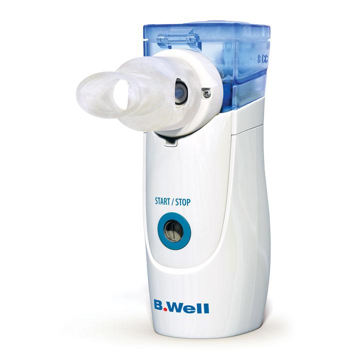 Ингалятор электронно-сетчатый B.WellWN-114 adult - Лечение и профилактика