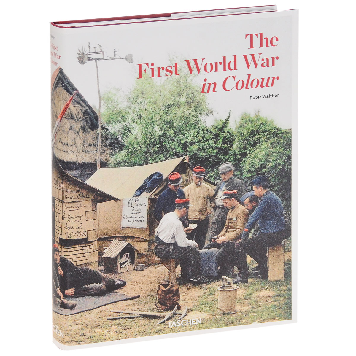 The First World War in Colour poetry of the first world war