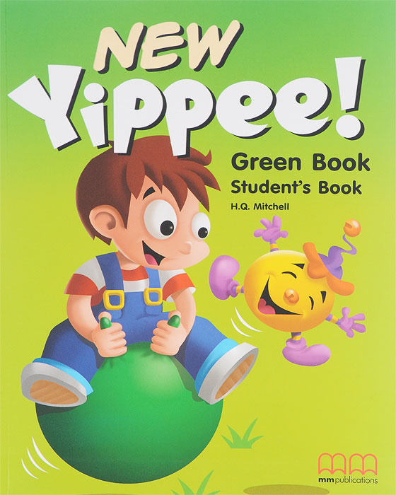 Купить Yippee! Green Book: Student's Book