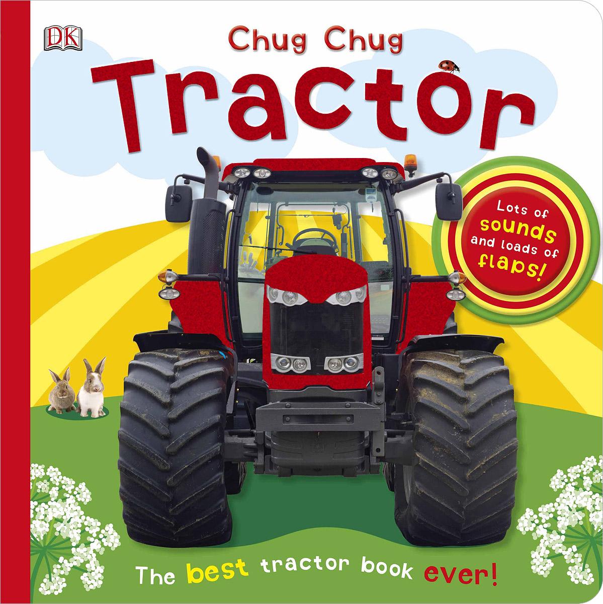 Chug Chug Tractor supermarket gremlins lift the flaps book