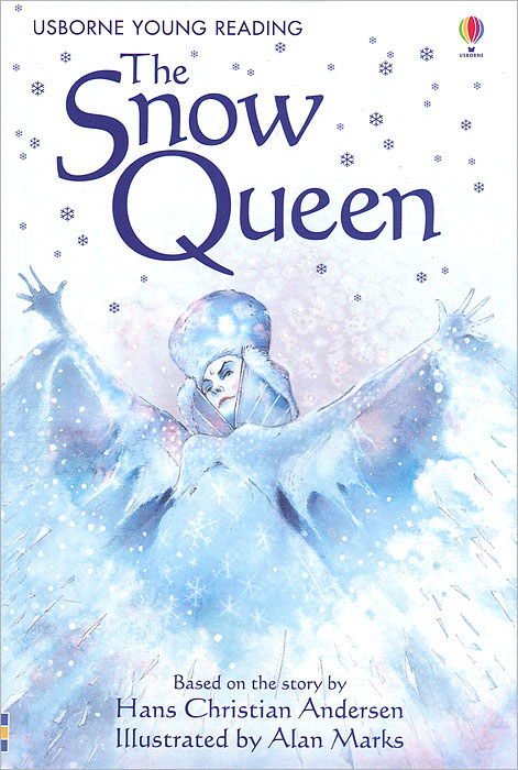 The Snow Queen lesley sims illustrated alice