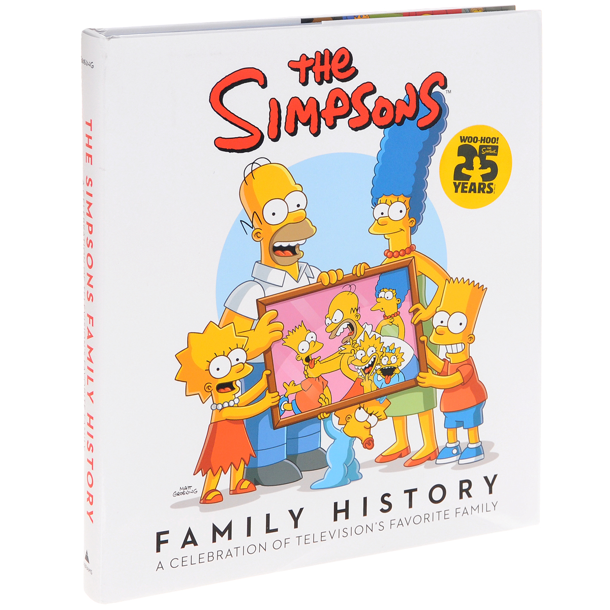 The Simpsons: Family History the family way