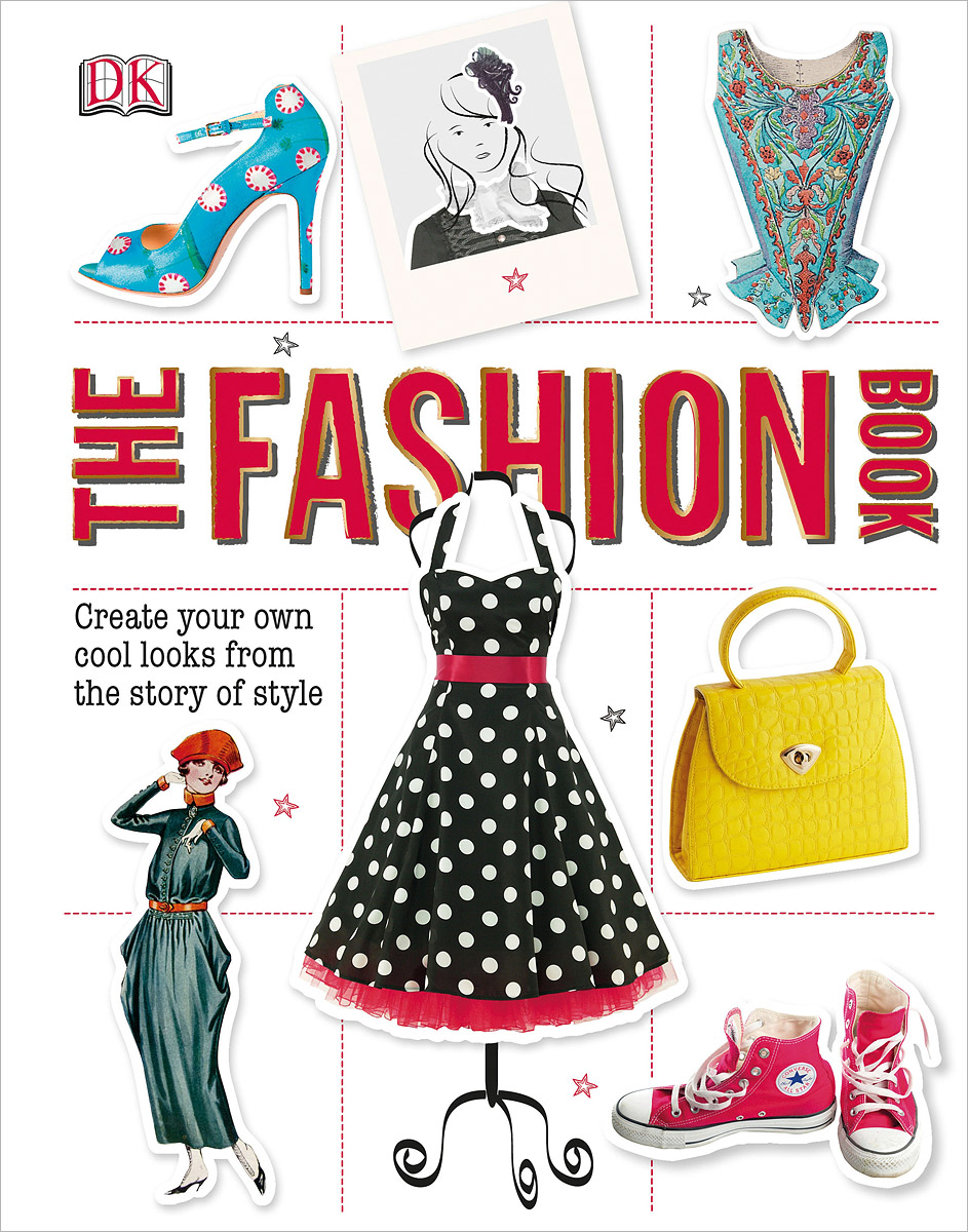 The Fashion Book fashion a coloring book of designer looks and accessories