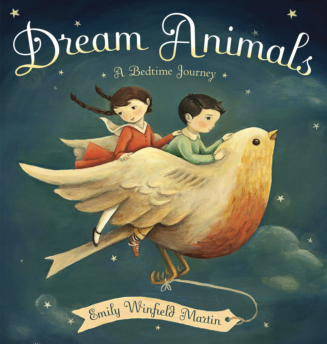 Dream Animals: A Bedtime Journey irresistible