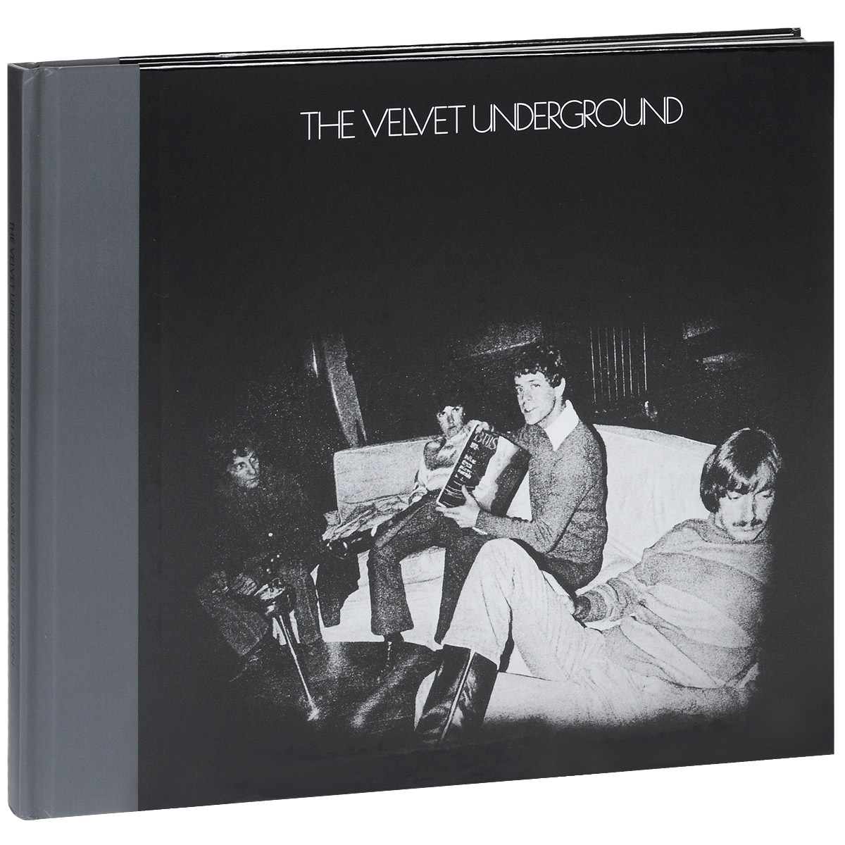 The Velvet Underground The Velvet Underground. 45th Anniversary. Super Deluxe Edition (6 CD) off the shoulder velvet pleated dress