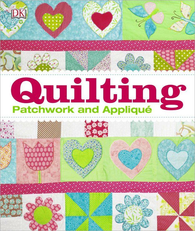 Quilting: Patchwork and Applique woodwork a step by step photographic guide to successful woodworking
