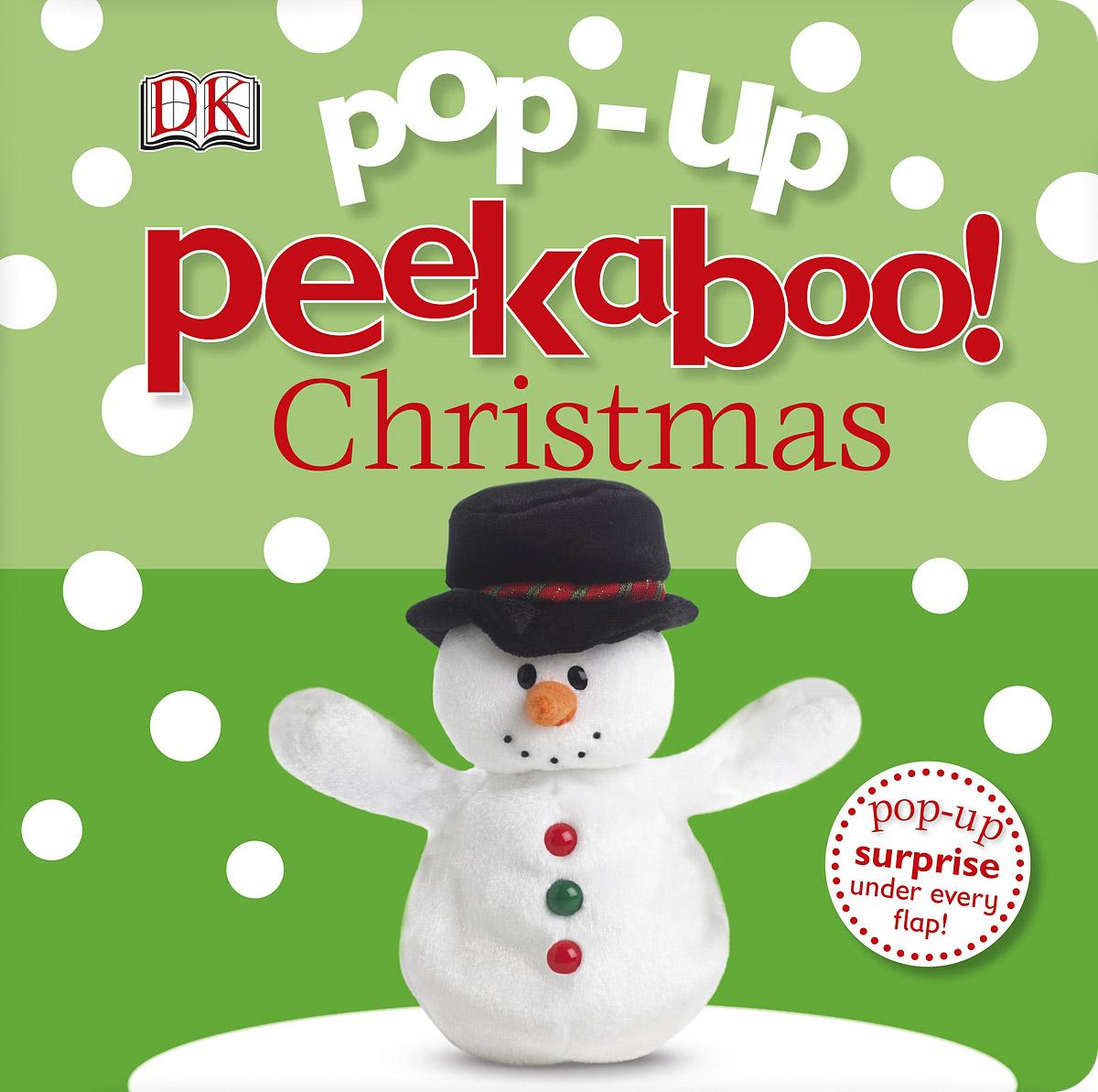 Pop-up Peekaboo! Christmas! christmas crooners 3d pop up sleeve