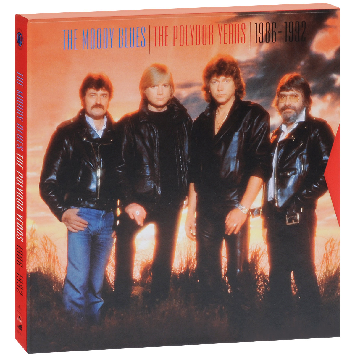 The Moody Blues Moody Blues. The The Polydor Years 1986-1992 (6 CD + 2 DVD) new 2 fold folio pu leather stand cover case for onda v10 3g 4g call phone 10 1inch tablet pc black and white color gift