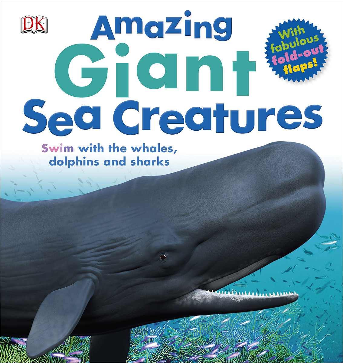 Купить Amazing Giant Sea Creatures