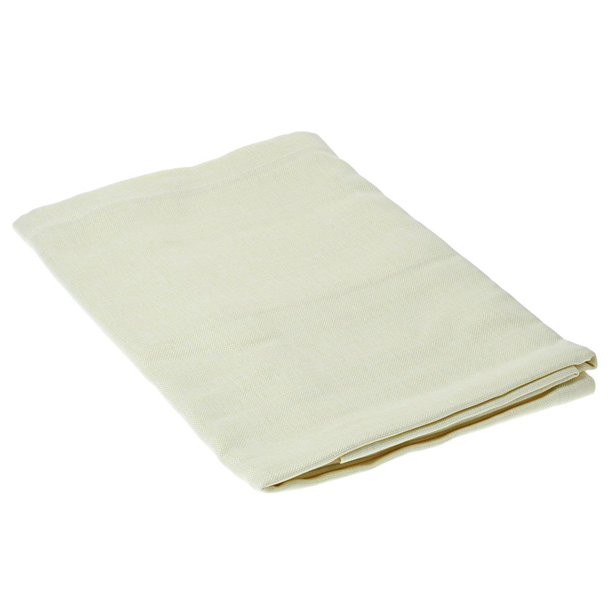 Дорожка для декорирования стола Schaefer, прямоугольная, цвет: светло-бежевый, 50 x 140 см 41294129/Fb.33-50*140Дорожка Schaefer выполнена из высококачественного полиэстера. Вы можете использовать дорожку для декорирования стола, комода или журнального столика.Благодаря такой дорожке вы защитите поверхность мебели от воды, пятен и механических воздействий, а также создадите атмосферу уюта и домашнего тепла в интерьере вашей квартиры. Изделия из искусственных волокон легко стирать: они не мнутся, не садятся и быстро сохнут, они более долговечны, чем изделия из натуральных волокон. Изысканный текстиль от немецкой компании Schaefer - это красота, стиль и уют в вашем доме. Дорожка органично впишется в интерьер любого помещения, а оригинальный дизайн удовлетворит даже самый изысканный вкус. Дарите себе и близким красоту каждый день!