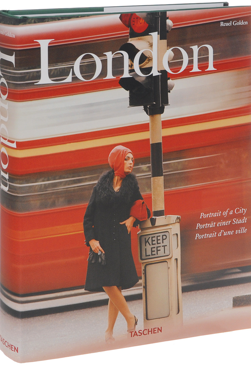 London: Portrait of a City / Portrat einer Stadt / Portrait d'une ville leyland s a curious guide to london tales of a city