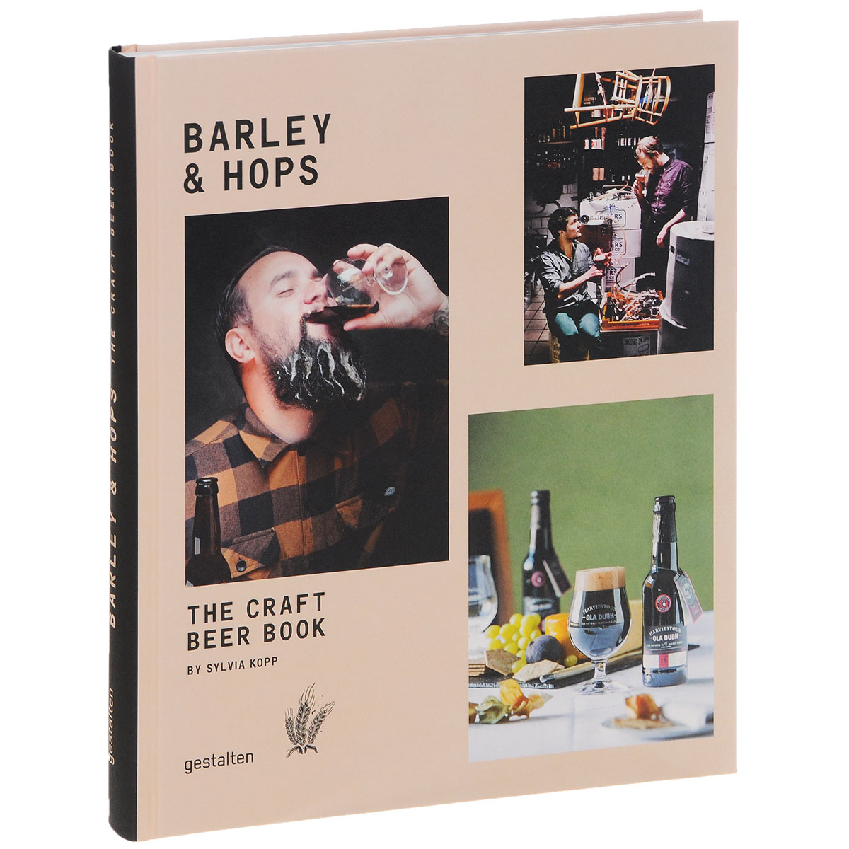 Barley & Hops: The Craft Beer Book barley for the 21st century's ruminant
