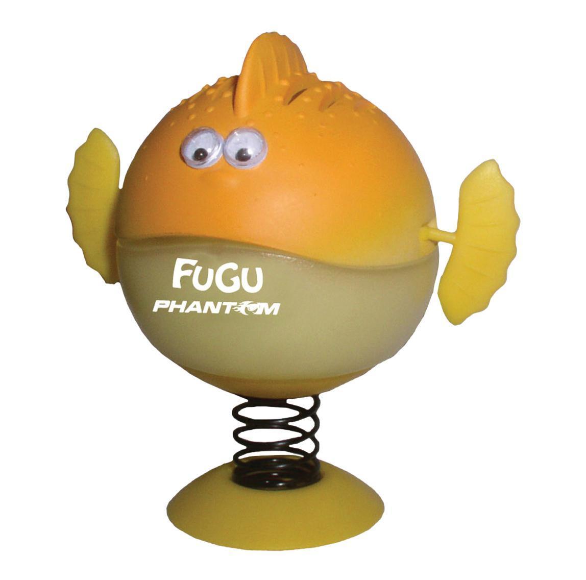 Ароматизатор Fugu Лимон3547Ароматизатор Fugu Лимон выполнен в виде рыбки. Благодаря своей уникальной конструкции (корпус ароматизатора закреплен на основании с помощью пружины), рыбка при движении покачивается из стороны в сторону. Носитель аромата - гелевый картридж - исключает возможность протекания! Обеспечивает длительный и стойкий аромат. Боковые покачивающиеся плавники создадут веселую атмосферу для Вашей поездки! Характеристики: Материал: искусственная кожа, отдушка, полипропилен. Диаметр рыбы: 5 см. Ароматизатор: гелевый картридж. Размер упаковки: 7,5 см х 6,5 см х 9 см. Производитель: США.