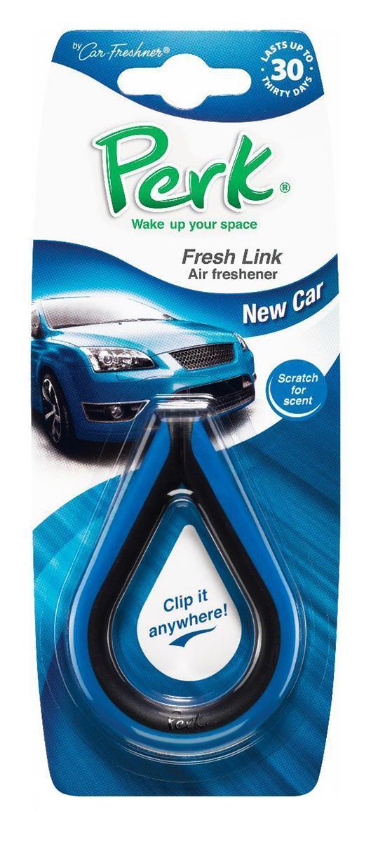 Ароматизатор-клипса Perk Новая машина (New Car)CTK-52008-24Ароматизатор-клипса Perk Абсолют предназначен для придания вашему автомобилю, дому или даче - неповторимого стойкого и изысканного аромата. Ароматизатор представляет собой клипсу. Клипса, наполненную парфюмерной композицией, можно подвесить в любом удобном для вас месте.Характеристики:Состав:полимеры, не токсичные отдушки Размер клипсы:8 см х 6 см х 1 см. Размер упаковки:19 см х 7,5 см х 1 см.