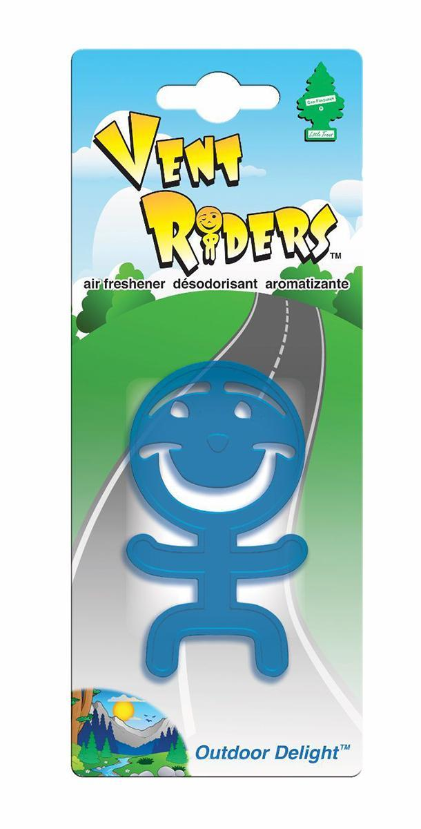 Ароматизатор Car-Freshner Vent Riders