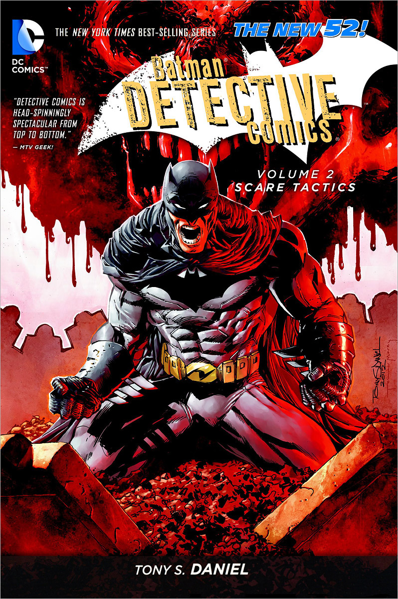 Batman Detective Comics: Volume 2: Scare Tactics batman detective comics vol 3 emperor penguin the new 52