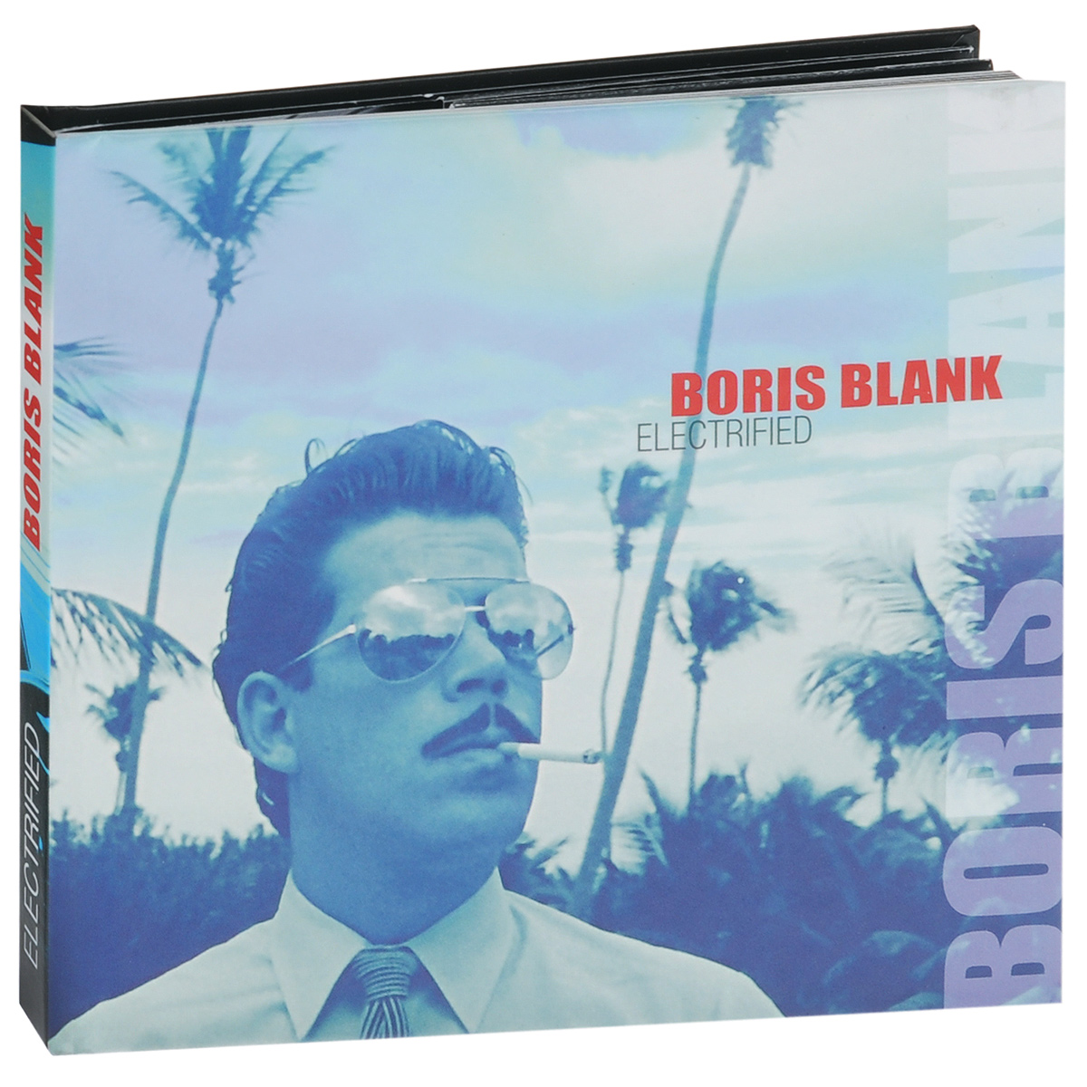 Борис Бланк Boris Blank. Electrified. The Limited Edition (2 CD + DVD)