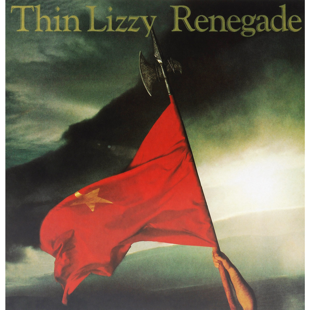 Thin Lizzy Thin Lizzy. Renegade (LP) виниловая пластинка thin lizzy johnny the fox limited black to black