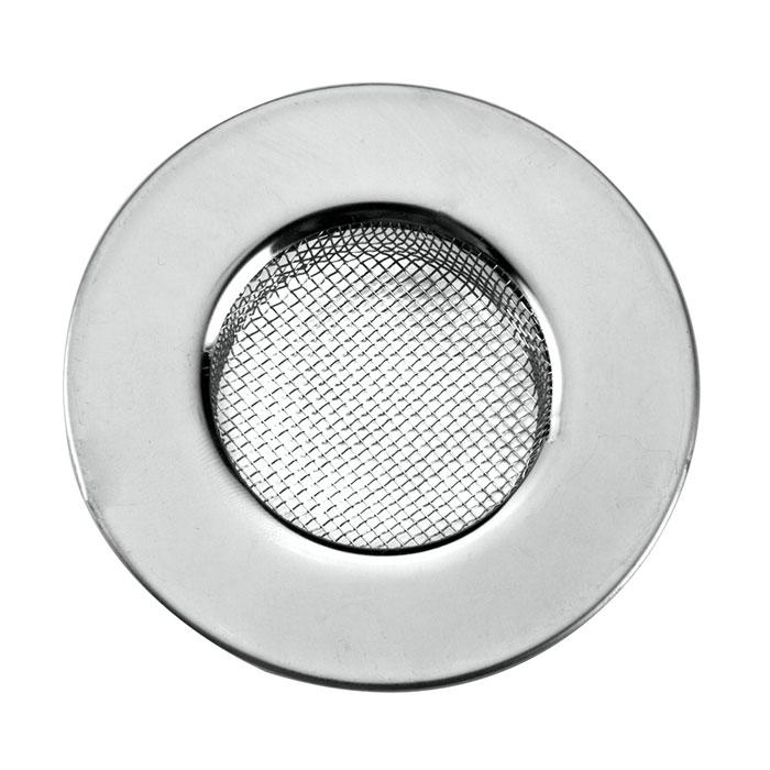 Фильтр для раковины Metaltex, диаметр 7,5 см29.75.75Фильтр для раковины Metaltex имеет специальное углубление для раковины и выполнен из нержавеющей стали и проволоки из нержавеющей стали. Сито-фильтр поможет предотвратить засорение вашей раковины.
