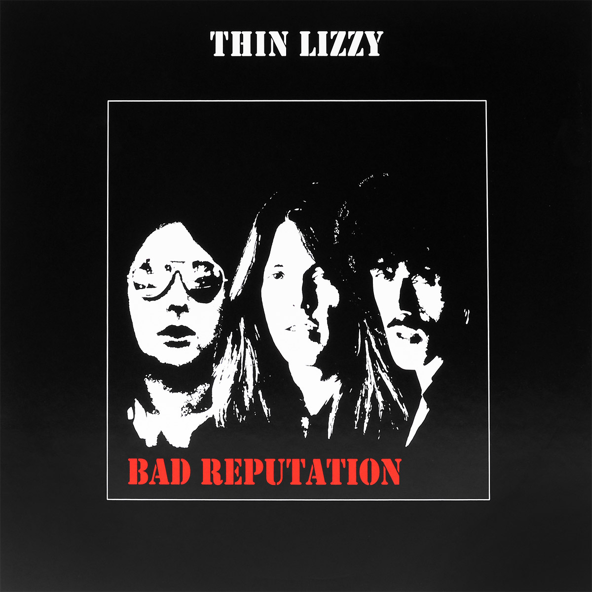 Thin Lizzy Thin Lizzy. Bad Reputation (LP)