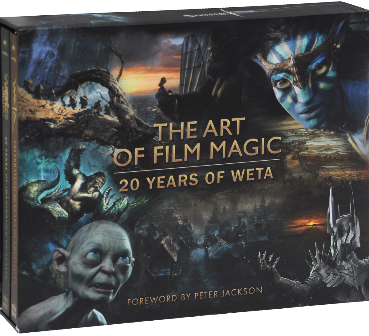 The Art of Film Magic: 20 Years of Weta 75 years of dc comics the art of modern mythmaking