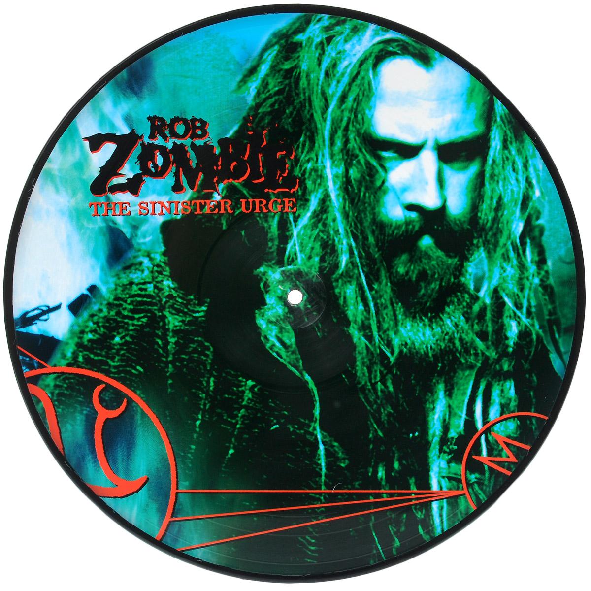 Роб Зомби Rob Zombie. The Sinister Urge (LP) роб зомби rob zombie the sinister urge lp
