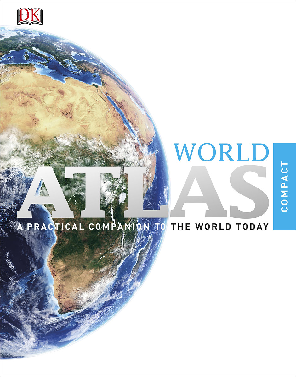 Compact World Atlas collins school atlas