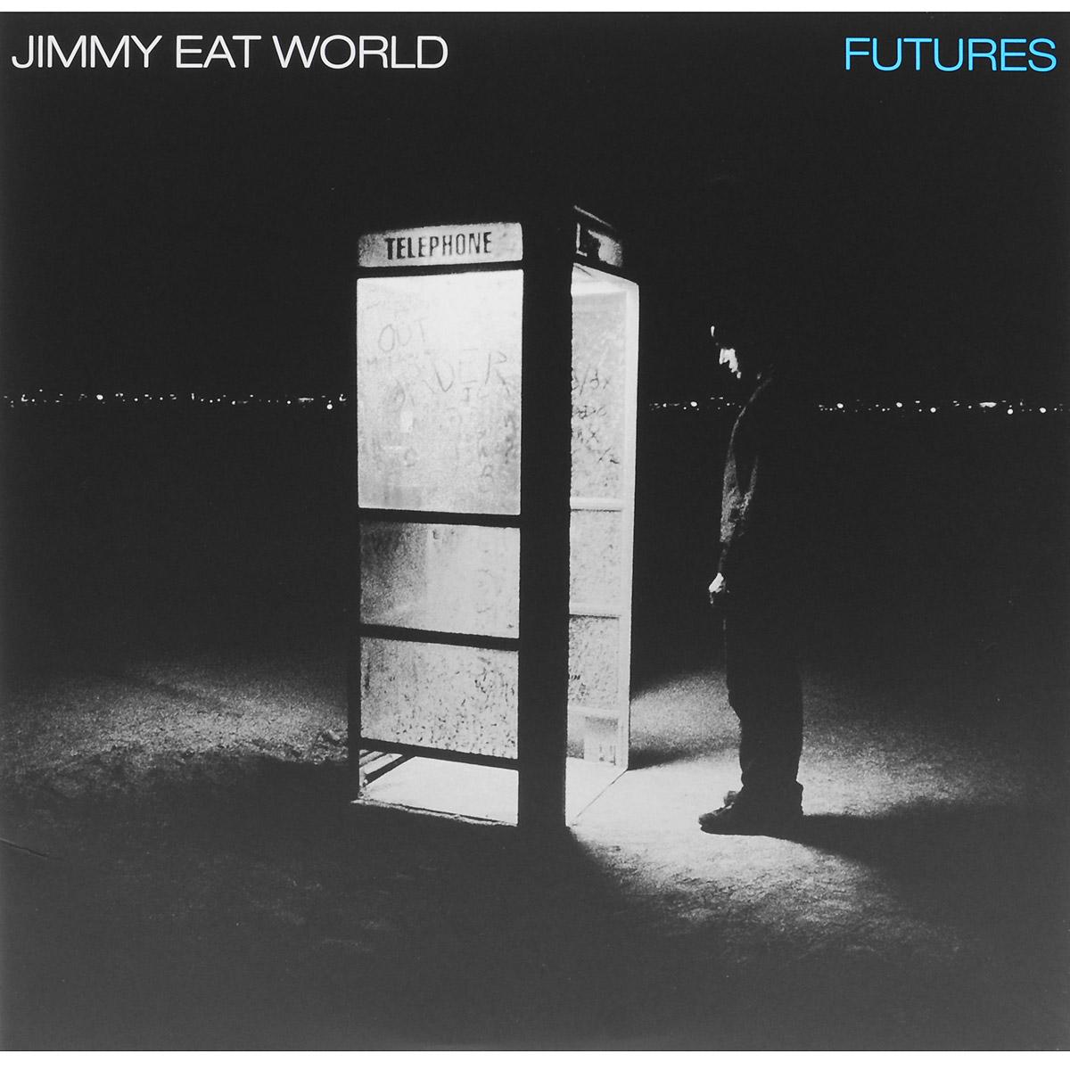 Jimmy Eat World Jimmy Eat World. Futures (2 LP) world cuisine paderno tin star dough cutter 1 1 8 inch height 2 per case