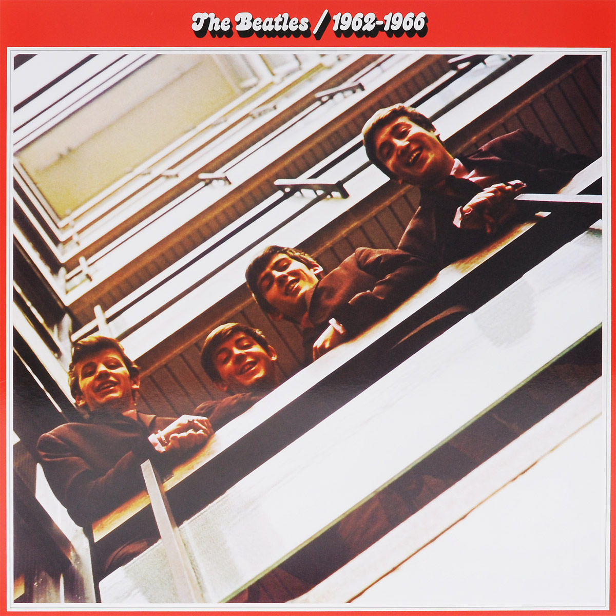 """The Beatles"" The Beatles. 1962-1966 (2 LP)"