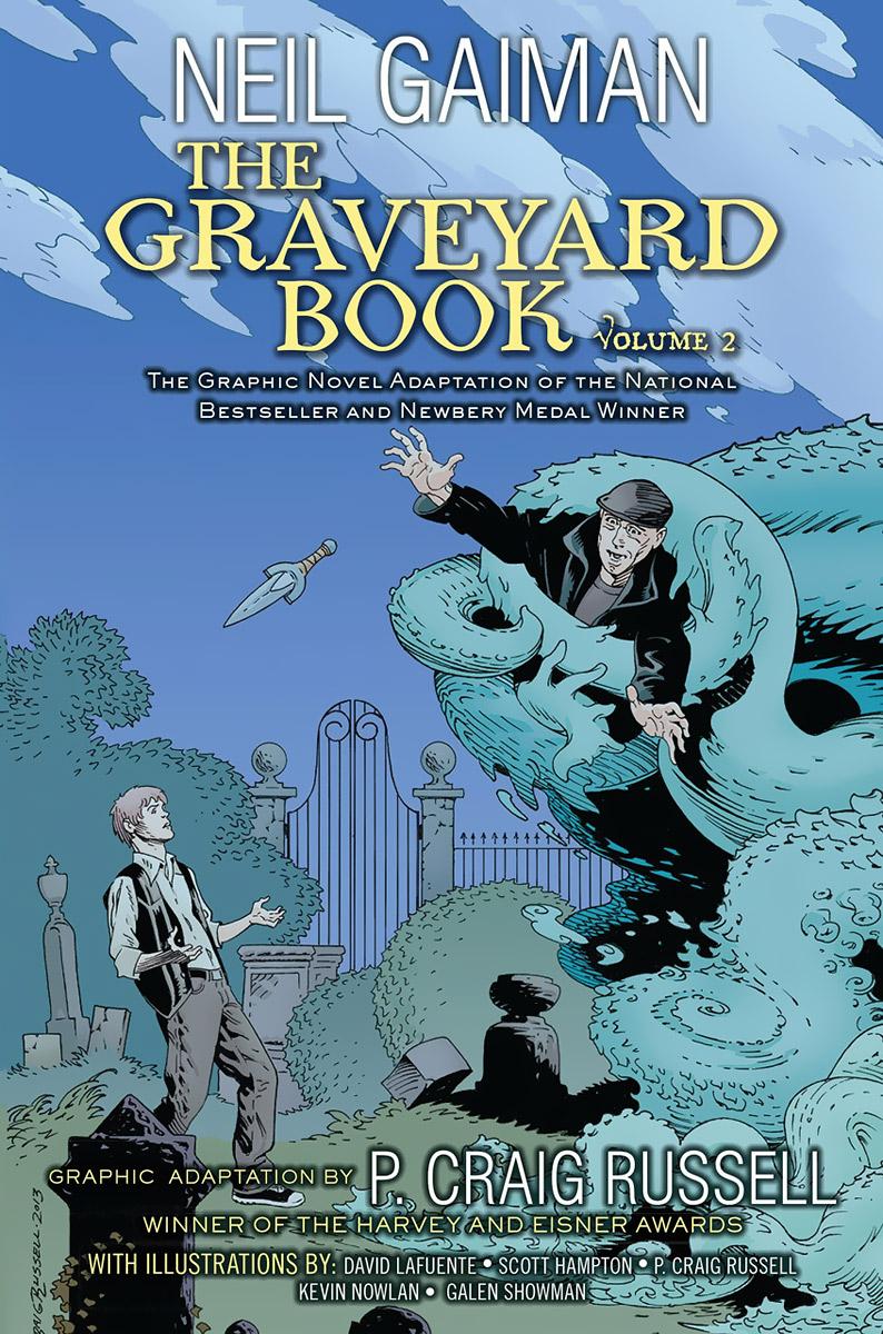 The Graveyard Book: Volume 2 neil barrett футболка