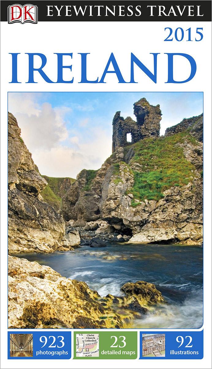 Фото Ireland dk eyewitness top 10 travel guide scotland
