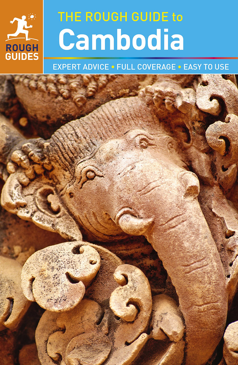 Фото The Rough Guide to Cambodia dk eyewitness top 10 travel guide scotland
