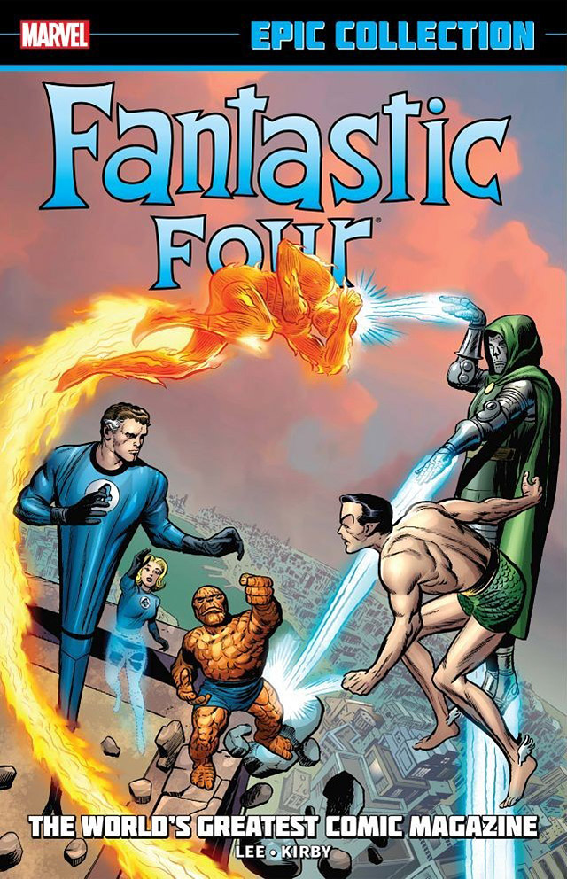 Fantastic Four: Volume 1 navarro y the complete aliens omnimbus volume four
