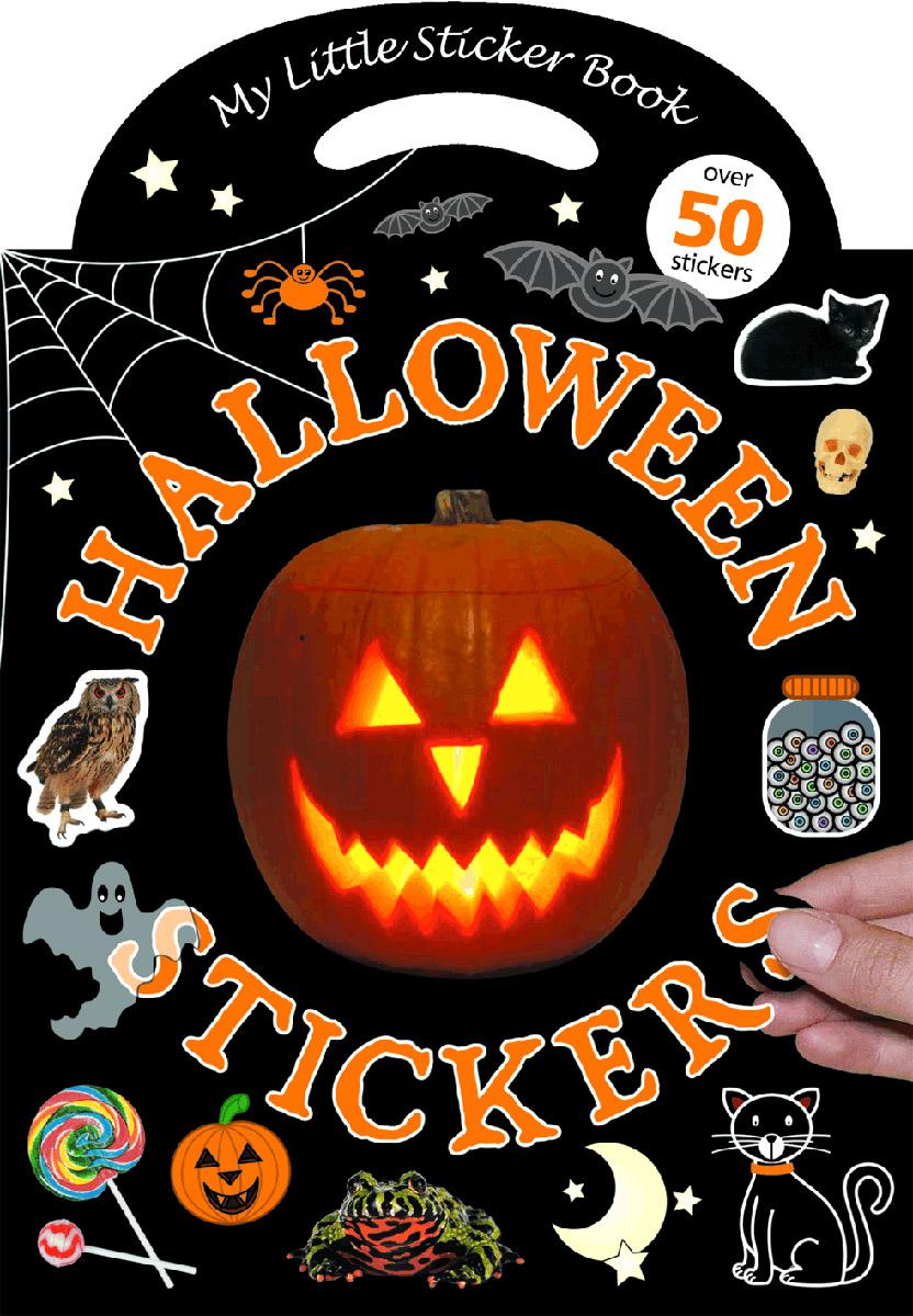 Купить Halloween Stickers