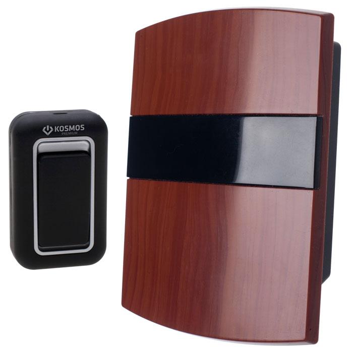 Беспроводной звонок Kosmos Premium. KOC_689KOC_689Беспроводной звонок Kosmos Premium - это современное многофункциональное устройство вызова. Он может применяться как дверной звонок в квартире, на даче, в коттедже или как индивидуальное устройство вызова. Особенности беспроводного звонка Kosmos Premium:3-х позиционная регулировка громкости,25 полифонических мелодий,4-х тональная полифония нового уровня,Технология CFC (система изменения частотных каналов) исключает одновременное срабатывание нескольких звонков,Брызгозащитная кнопка IP44 защищена от воздействия воды и может устанавливаться на улицеБеспроводной сигнал на расстоянии до 100 метров.