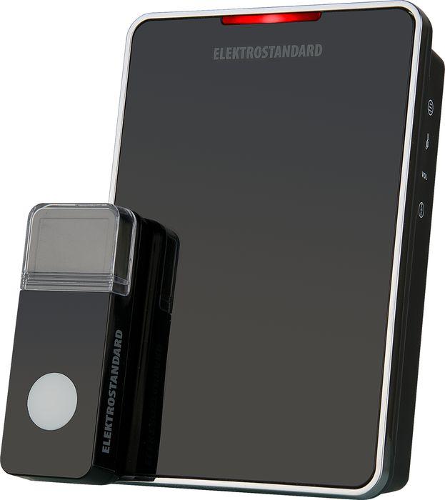 Elektrostandard звонок беспроводной DBQ04M, цвет: черный - Звонки