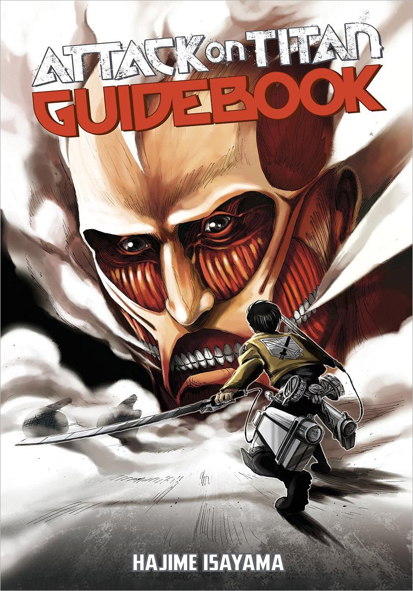 Attack on Titan Guidebook attack on titan harsh mistress of the city part 2