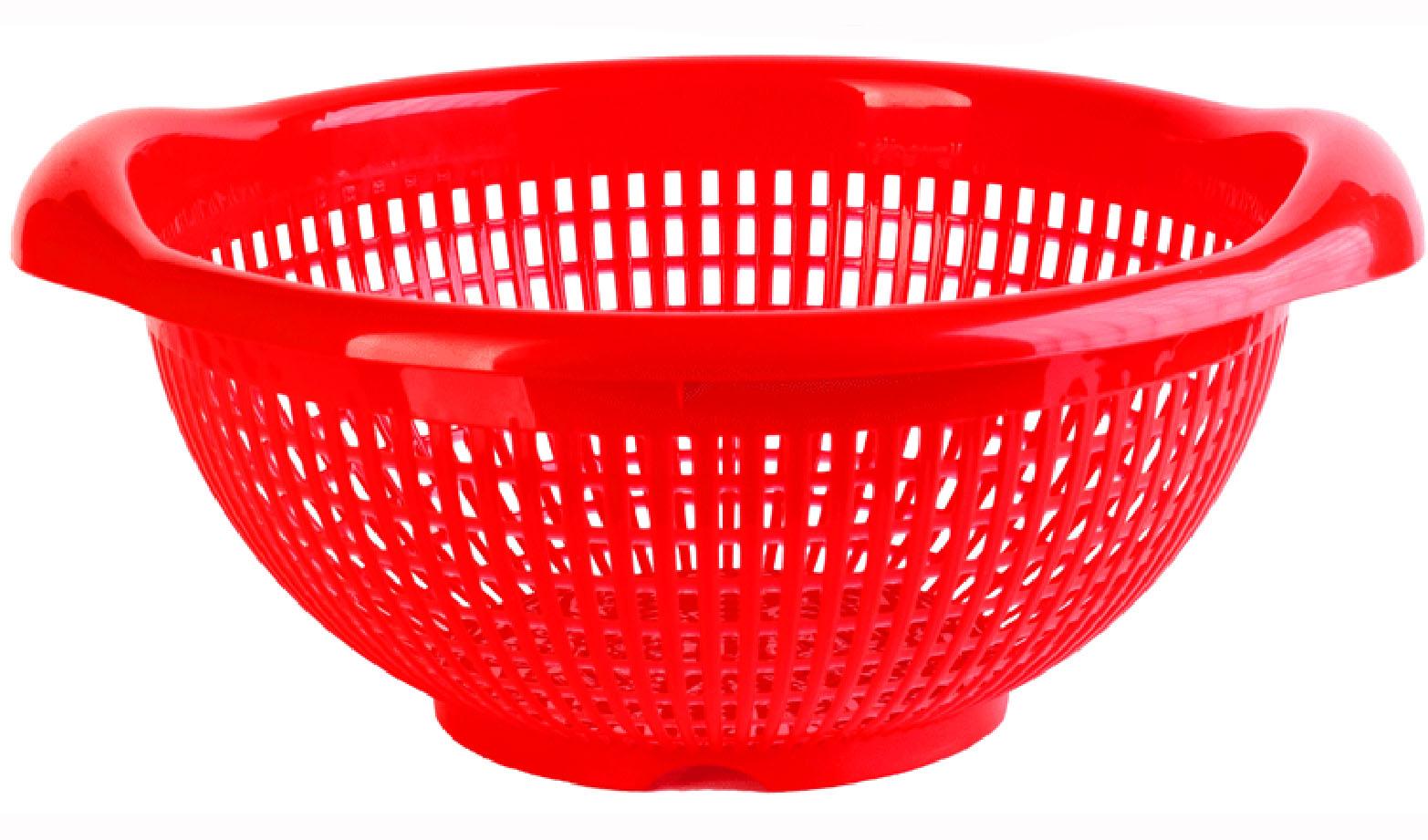 Дуршлаг Idea, цвет: красный, диаметр 25 смМ 1131Дуршлаг Idea, изготовленный из пищевогополипропилена, станет полезным приобретениемдля вашей кухни. Он идеально подходит дляпроцеживания, ополаскивания овощей и фруктов и стекания жидкости. Дуршлаг оснащен устойчивымоснованием и удобными ручками по бокам.Дуршлаг Idea станет незаменимым атрибутомна кухне каждой хозяйки. Диаметр дуршлага (по верхнему краю): 25 см.Внутренний диаметр: 23 см.Размер дуршлага (с учетом ручек): 27 см х 25 см.Высота стенок: 12 см.