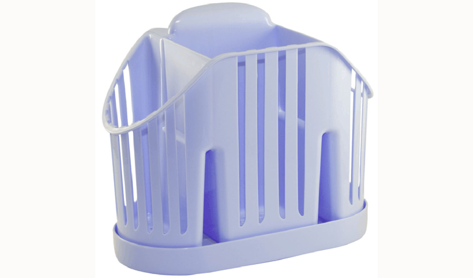 Подставка для столовых приборов Idea, цвет: голубойМ 1160Подставка для столовых приборов Idea, выполненная из высококачественногополипропилена, станет полезным приобретением для вашей кухни. Изделие оснащено 3 секциями дляразличных столовых приборов. Дно и стенки имеют перфорацию для легкого стока жидкости,которую собирает поддон.Такая подставка поможет аккуратно рассортировать все столовые приборы и тем самымподдерживать порядок на кухне.Размер подставки: 13,5 х 17,5 х 11 см.Размер поддона: 18,5 х 10 х 2 см.