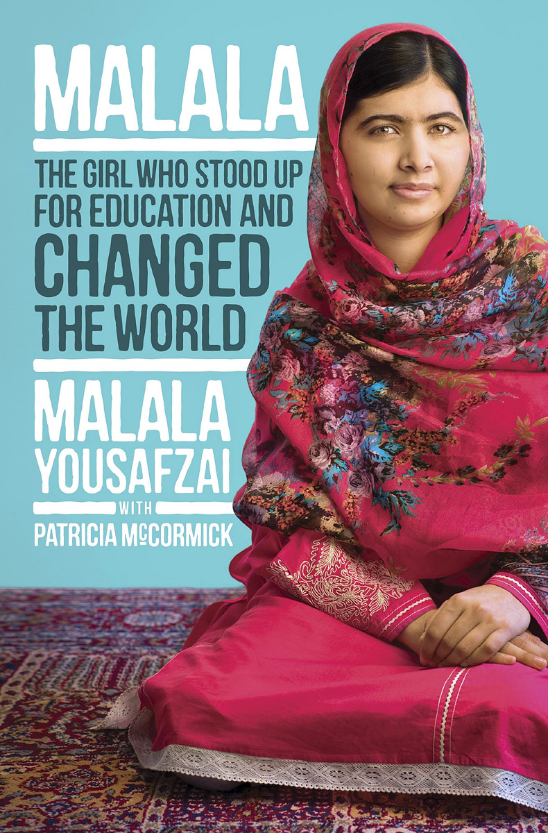 Malala: The Girl Who Stood Up for Education and Changed the World the who the who it s hard lp