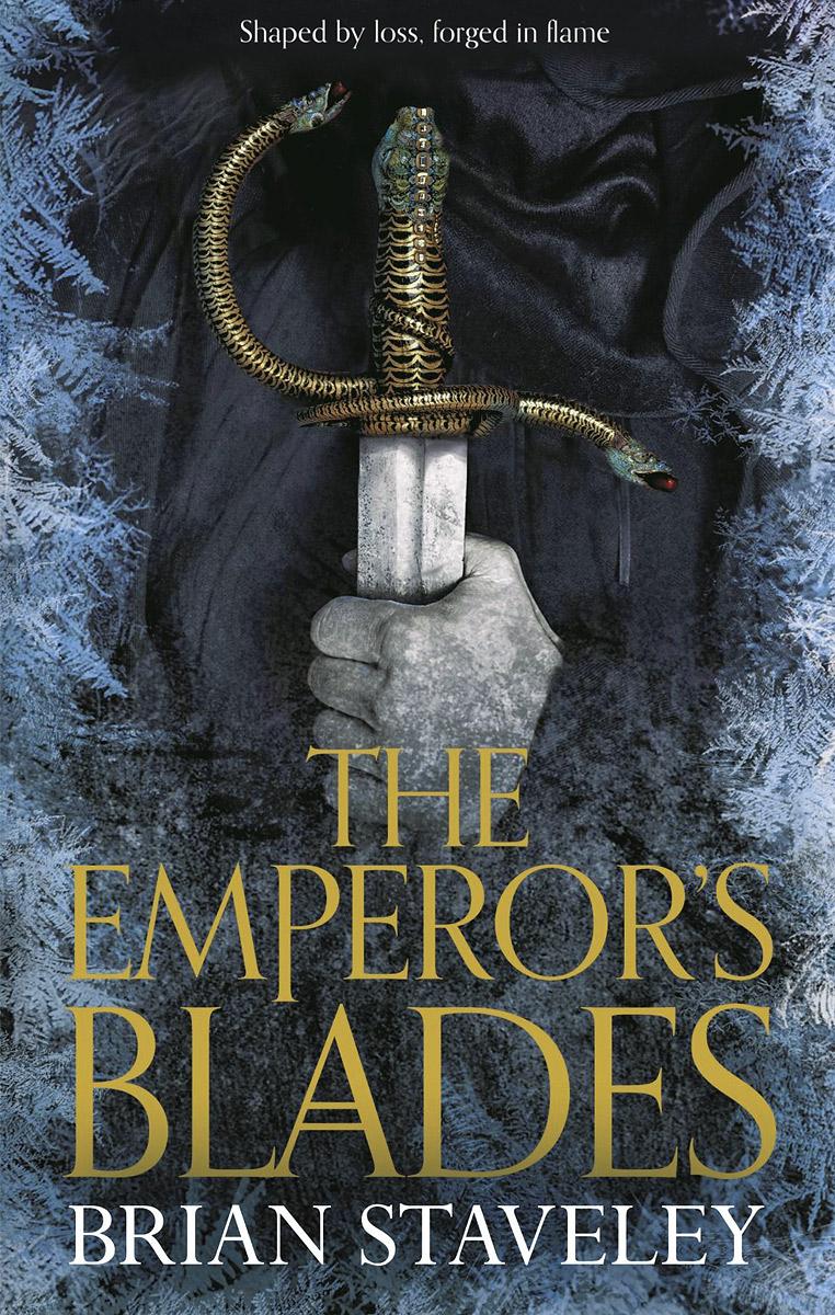 The Emperor's Blades the heir